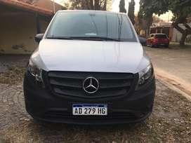 Impecable Mercedes Benz Vito Mixta