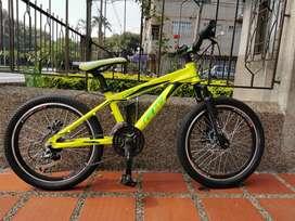 Bicicleta Gw Lynx Rin 20 a Crédito