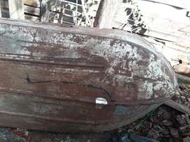 Vendo canoa de chapa
