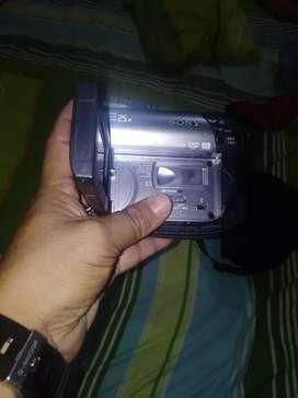 Vendo videocamara  handycam sony