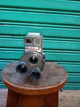 Camara de vídeo antigua