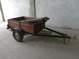 Carro trailer liquido $ 14 mil