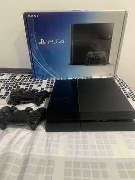 PS4 500Gb 2Controles