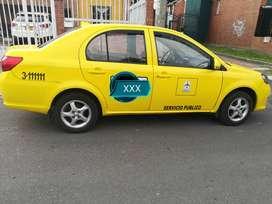 Taxi FAW modelo 2017