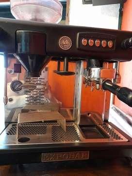Maquina cafetera Expobar antigua