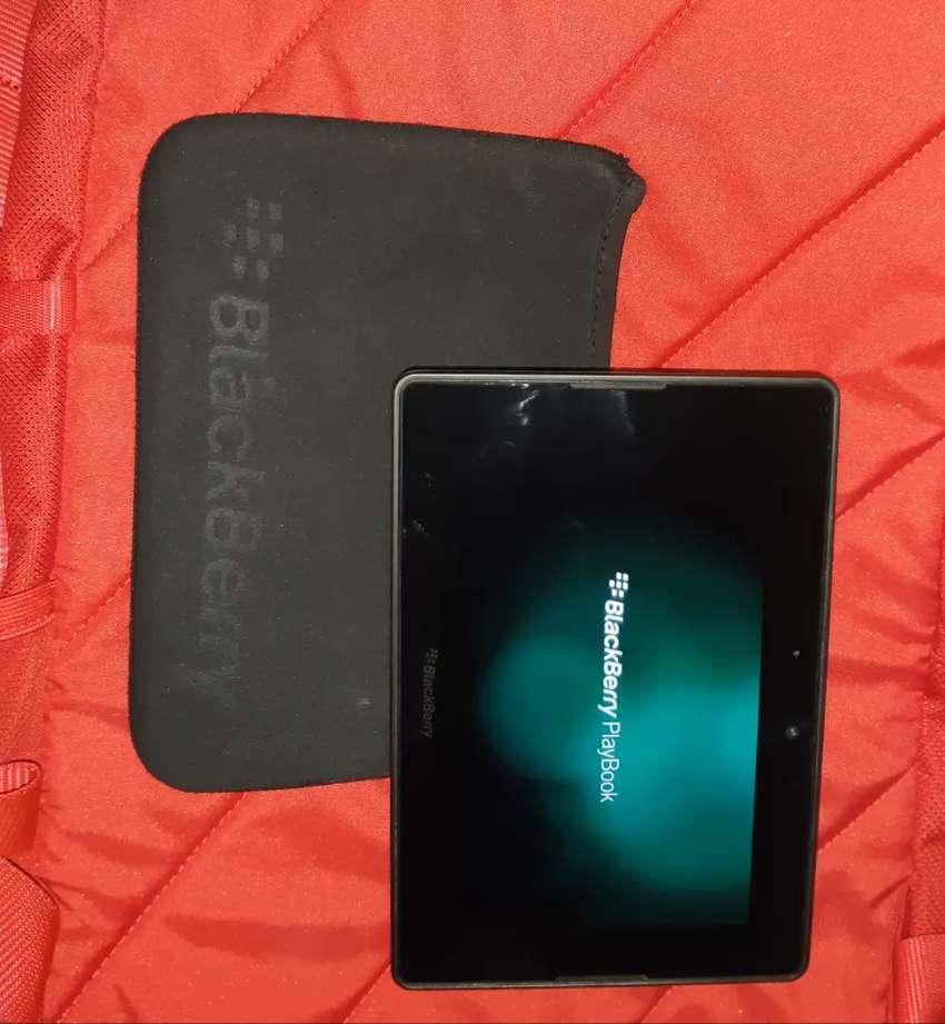 Tablet Blackberry playbook 0