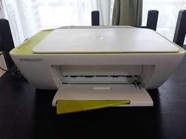 Impresora Hp 2135 Multifuncion Escaner Copia Deskjet Ink