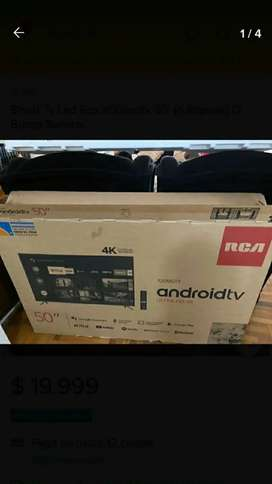 SMART RCA 50 ULTRA HD 4K