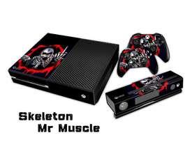 Skins Para Xbox One Grande o Fat $17000 No Incluye Envio