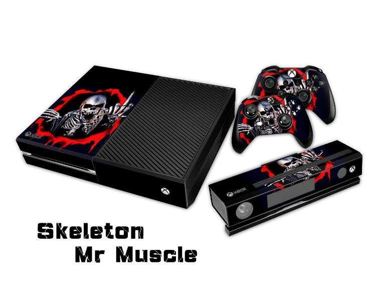 Skins Para Xbox One Grande o Fat $17000 No Incluye Envio 0