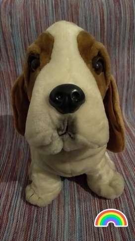 Peluche perro Hush Puppies, excelente!!