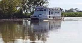Vendo Catamaran de Acero Naval
