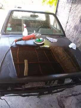 Chapa y pintura de todo tipo de vehículos, autos motos etc..