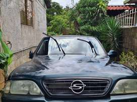 Ssang Yong Musso Turbo Diesel