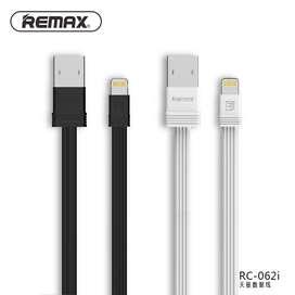 Cable de datos y carga rapida remax para IOS