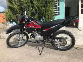 Vendo moto XTZ 125 modelo 2016, papeles hasta julio del 2022. $5.300.000 negociables
