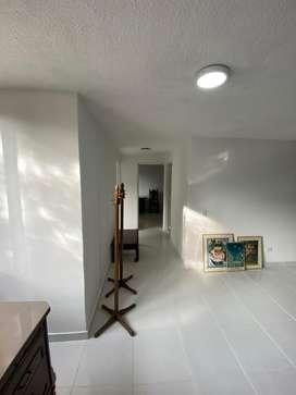 Apartamento exterior remodelado en centro de Bogotá