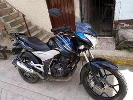 Vendo cambio o permuto Discover 125 por moto más grande