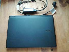 Notebook Acer aspire es 15 ES1-572-39PQ