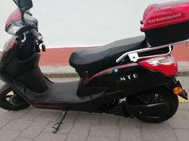 Moto eléctrica MTG