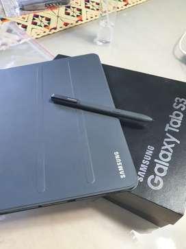 Galaxy Tab S3, como nueva, en caja, todos los accesorios, algunos nuevos