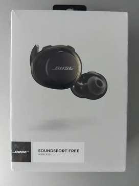 Audífonos BOSE soundsport free