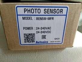 SENSOR PHOTO ELECTRICO AUTONICS 24 a 240 VAC//VDC