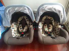 Sillas de bebés para automóvil