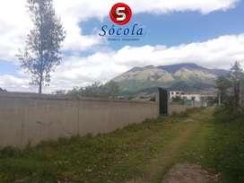 Venta de Lote de Terreno en Natabuela 3200m2 Atuntaqui