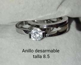 Venta de joyas de acero y plata a precios cómodos