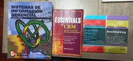 Libros de gerencia y administración