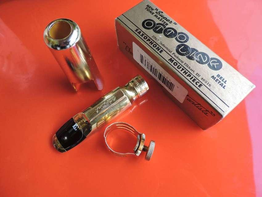 Boquilla de metal Otto Link vintage series, para saxo tenor 0