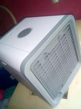 Ventilador estilo aire acondicionado