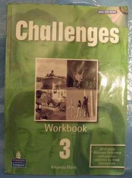 Libro Challenges 3 Workbook