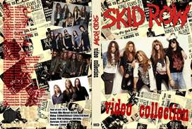 Skid Row - Video Collection HD