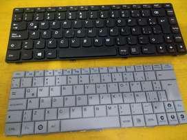 Teclado Lenovo G480 y teclado netbook noblex