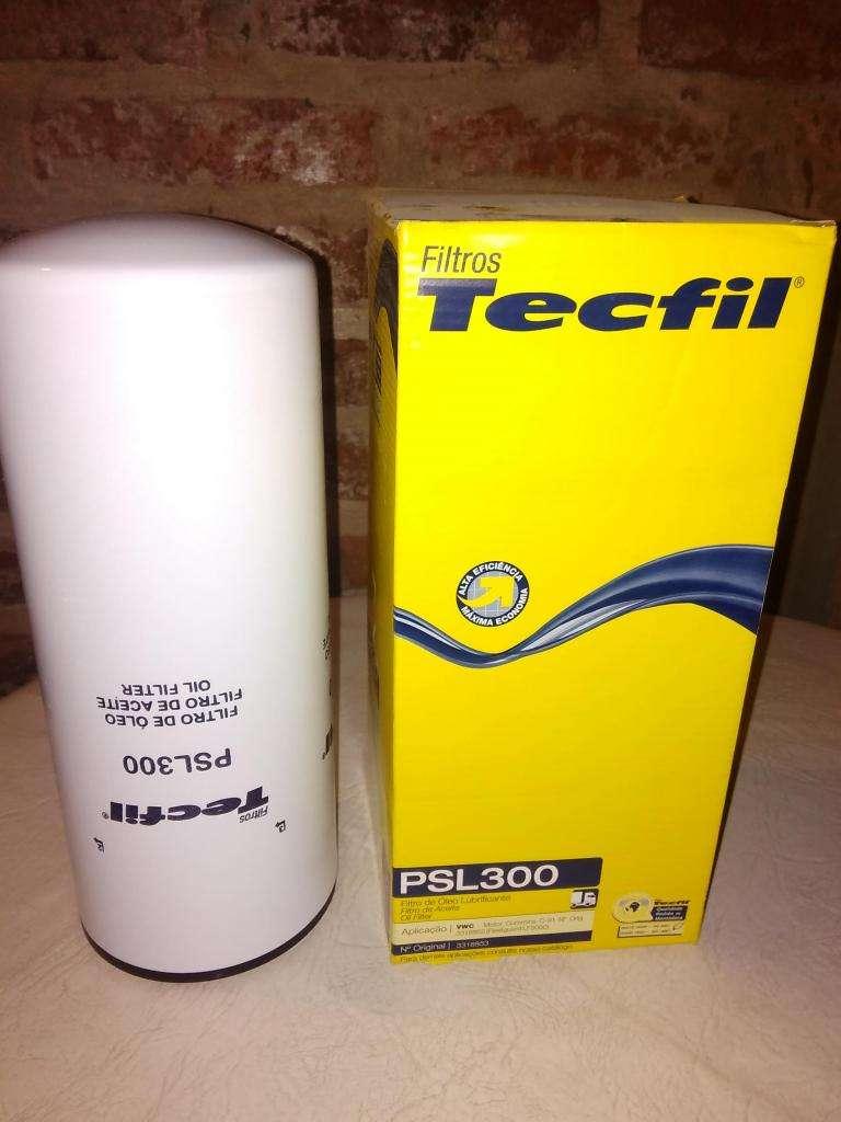 Filtro De Aceite Tecfil Psl300 mann Wp12300 0