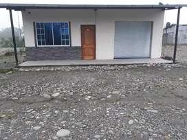 Casa en venta en la via Quito km 5 y medio