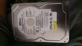 Disco duro HDD Sata 160gb al 100% 0 defectos