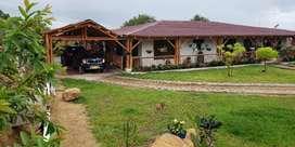 Se vende Casa campestre Riverita