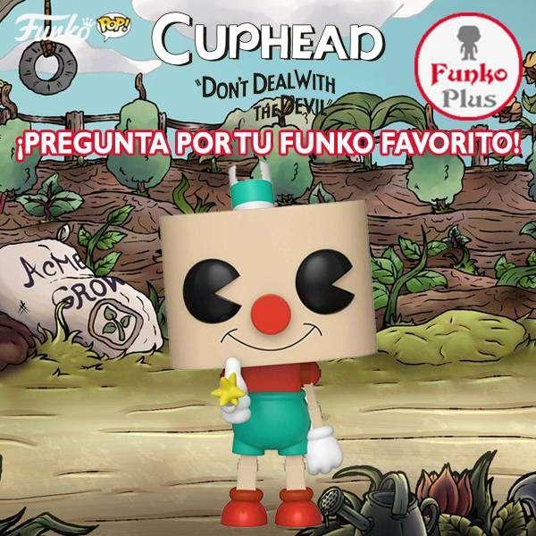 Funko Pop Cuphead Cuppet 0
