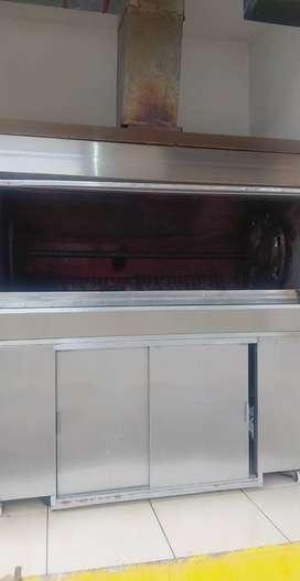 Se necesita de manera urgente  un tecnico de mantenimientos  de horno de pollo