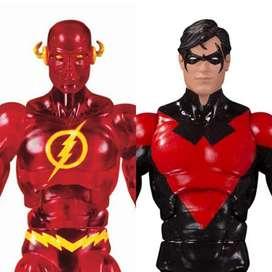 Flash (speed Force) Nightwing Dc Essenti