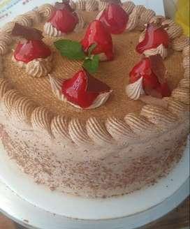 Tortas pasteles bocadito bizcocho panes artesanos