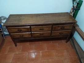 Vendo Mueble/cómoda Antigua