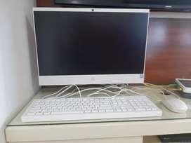 Computador hp todo en uno (negociables)