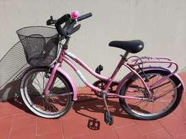 Bicicleta rodado 16 para nena