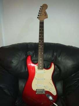 Squier strat by Fender Affinity