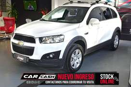 CHEVROLET CAPTIVA LS 2.4 167CV MT 2016
