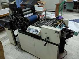 Impresora Offset Litográfica Multilith 1650 Con Numeración